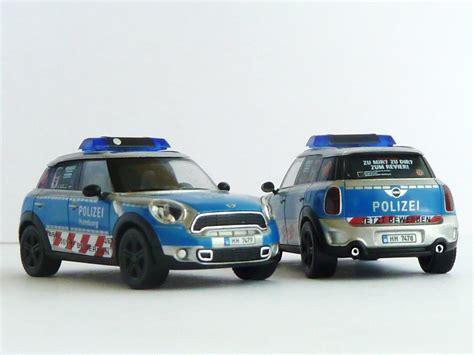 bmw mini cooper countryman bmw mini cooper countryman polizei hamburg version 2 hh