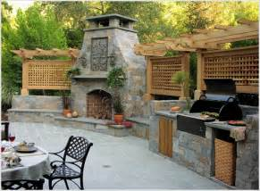 Bbq Kitchen Ideas by 10 Amazing Outdoor Barbecue Kitchen Designs Architecture