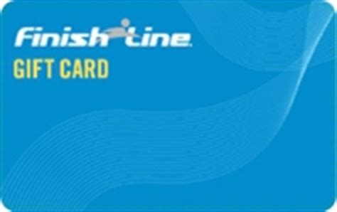 Finish Line Gift Cards - finish line