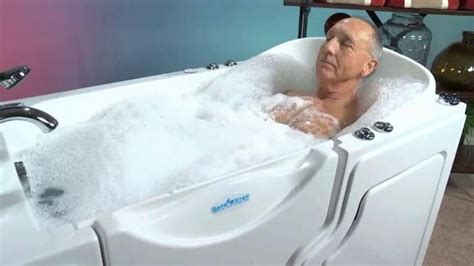 bathtub commercial safe step walk in tub tv commercial therapeutic bath