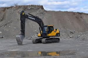 Garage Work Shop by Volvo Excavator Tyner Construction