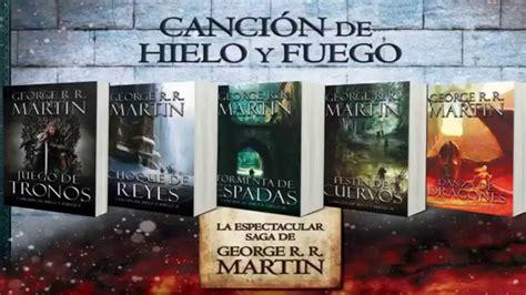 libro final del juego spanish juego de tronos pdf todos los libros en pdf en espa 241 ol youtube