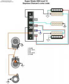 hsh wiring diagram 5 way switch wiring diagram