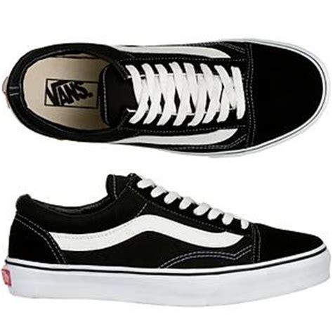 Sepatu Vans Oldschool Black vans skool black white canada s skate shop