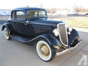 1934 ford 5 window coupe for sale in west frankfort
