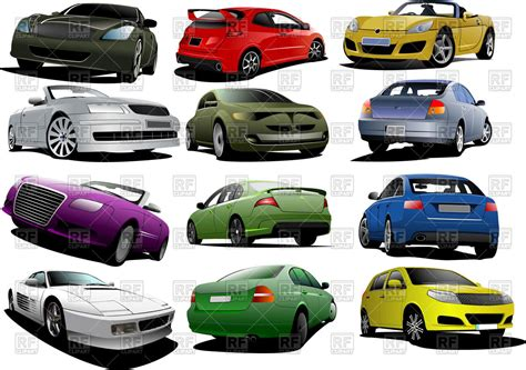 Car Types by Different Types Of Modern Cars Cabriolet Sedan