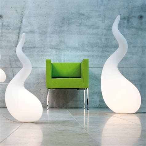 Säulen Aus Gips by Tolle Ideen F 252 R Led Bodenleuchten Archzine Net