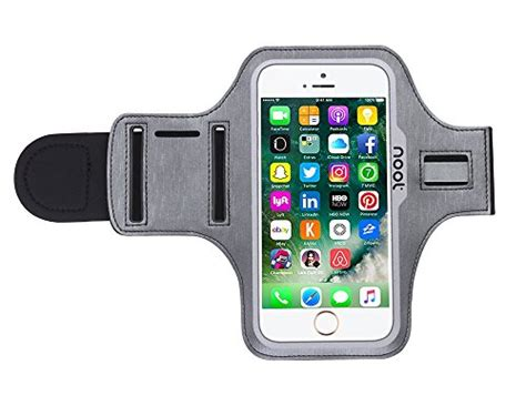 my iphone for seniors covers all iphones running ios 11 4th edition books iphone 7 plus armband cover noot products armband