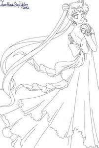 free print sailor moon princess serenity coloring pages printable download