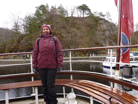 sir walter scott boat loch katrine an easter gling break at loch katrine eco lodges scotland