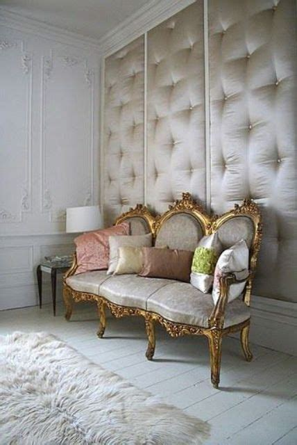 padded walls dare to be different 27 fabric accent walls digsdigs