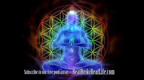 guided  reiki meditation  healing dense energy