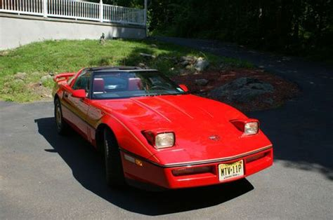 1985 corvette targa top purchase used classic vintage 1985 chevy corvette car