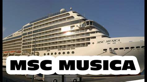 msc musica cabine msc musica deck tour pros cons