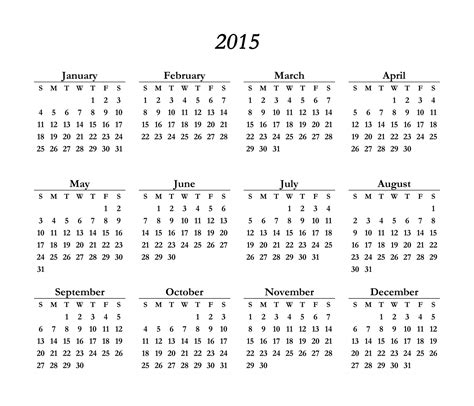 blank calendar template for 2015 safasdasdas 2015 calendar
