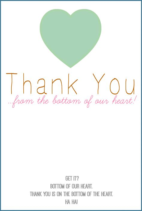 free printable thank you place cards printable thank you card a freebie from nelliebellie