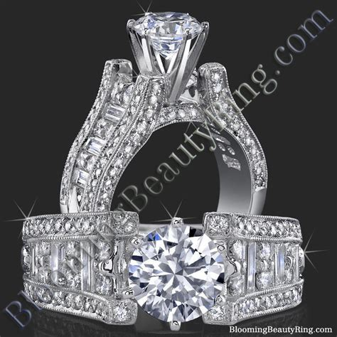 Engagement Week Roundup by Top 5 Unique Engagement Rings For The Week Of 1 26 2015