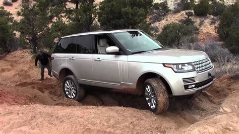 land rover off road can new range rover do off road