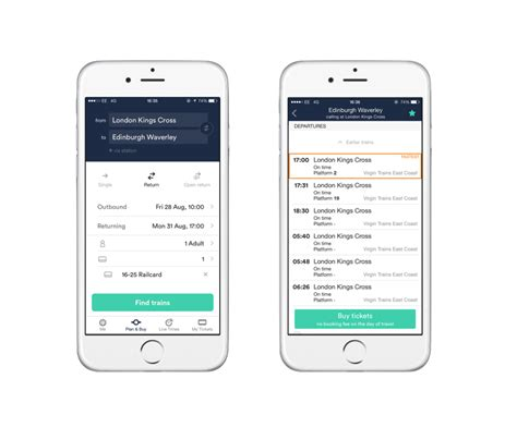 thetrainline mobile trainline launches new mobile first identity design week