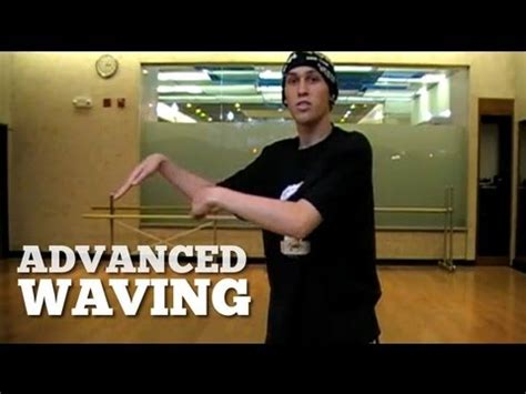 tutorial dance popping hip hop popping advanced waving dance tutorial youtube