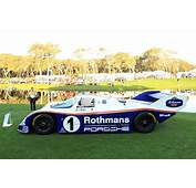 1985 Porsche 962 Race Car Classic Vehicle Racing Germany