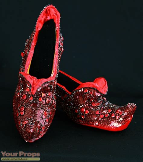 ruby slippers shoes the wizard of oz ruby slippers the arabian test shoes