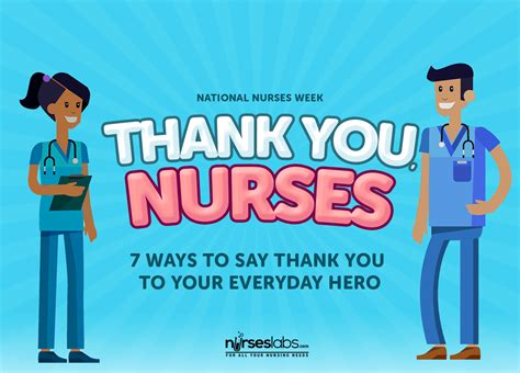 7 Ways To Your by 7 Ways To Say Thank You To Your Everyday Nurses