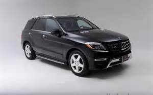 2014 Mercedes Ml550 2014 Mercedes Ml550 4matic And Classic Car