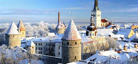 Webe Estonia city tallinn