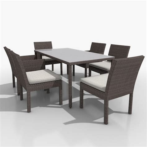 garden furniture 3d model home design ideas