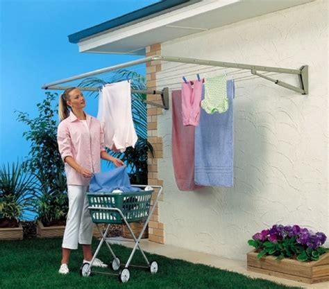 Gantungan Hanger Baju Indoor Portable Wall Mount Hanger clotheslines paraline folding frame clotheslines