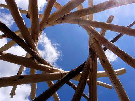 a frame roof how to build a reciprocal roof frame the shelter blog