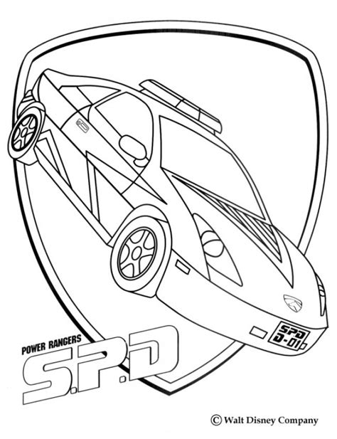 coloring pages power rangers spd power rangers spd coloring pages hellokids com
