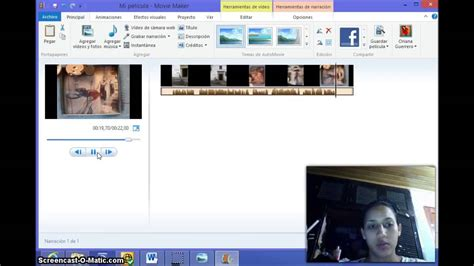 tutorial cortar audio windows movie maker video tutorial 191 c 211 mo hacer una grabaci 211 n no nota de voz en