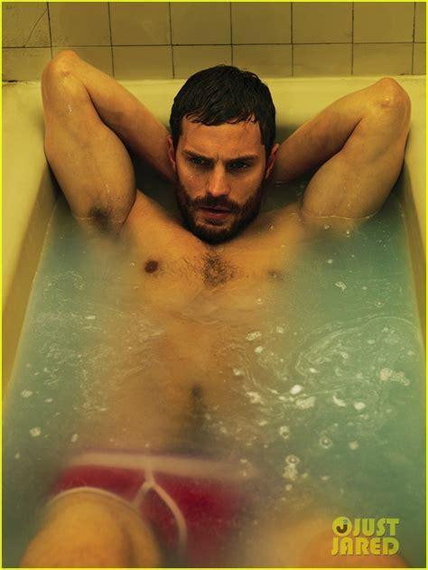 Jamie Dornan Oozes Sex In Nearly Nude Interview Mag Spread Photo Jamie Dornan