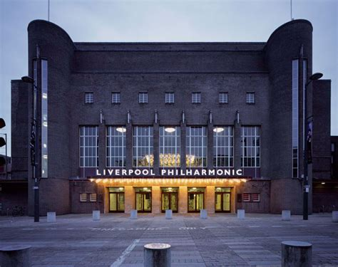 Liverpool Philharmonic Hall (Liverpool, UK) « Caruso St