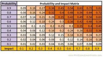 analyzing risks qualitatively