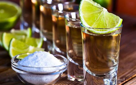 how to take a tequila shot the right way unsobered