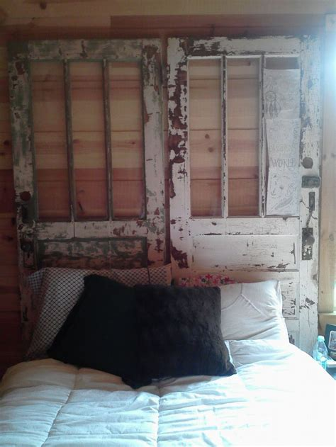 headboard from old doors 44 best images about get creative old doors on