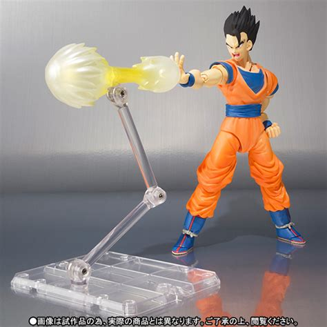 Th004 Sh Figuarts Ultimate Gohan s h figuarts ultimate gohan from z updated collectiondx