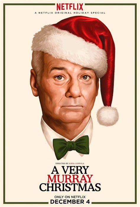 bill murray netflix documentary poster released for netflix s bill murray christmas