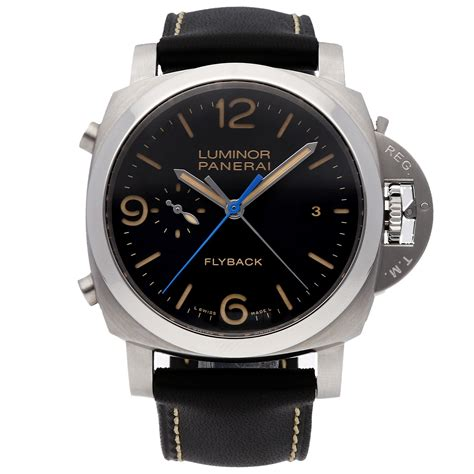 Panerai Luminor 3 panerai luminor 1950 3 days flyback chronograph pam 524