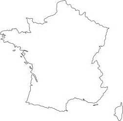 France Map Blank by Blank Map Of France Recana Masana