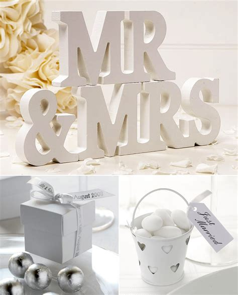 nice day for a white wedding gorgeous white decor ideas