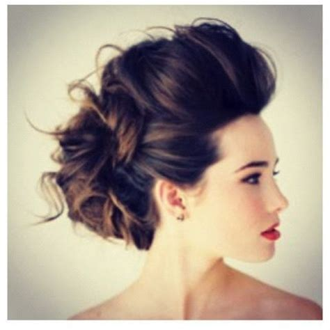 updo for big head wish this had the step by step diy can t wait for my hair