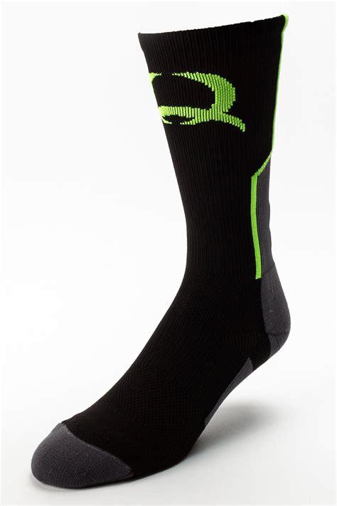 Crew Socks cinch s black crew sock