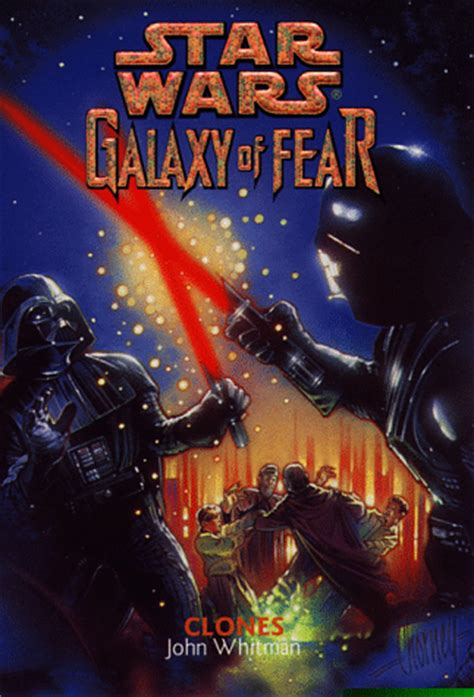 theforce net books reviews galaxy of fear 11 clones
