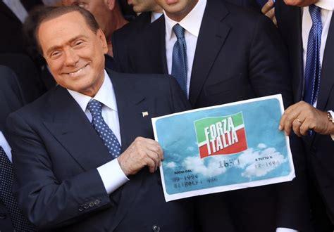 sede forza italia roma foto roma berlusconi inaugura la nuova sede di forza