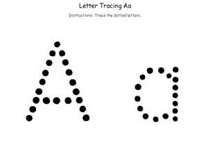 trace letter a sheets to print activity shelter