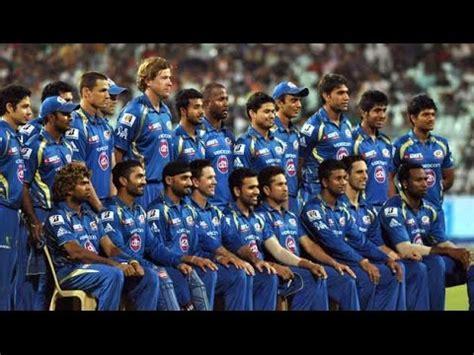 ipl mumbai team players mumbai indian team 2017 ipl trump